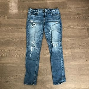 AMERICAN EAGLE Jeans Distressed